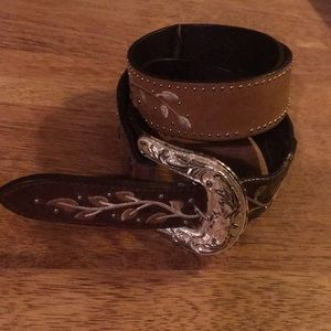 Nocona belt